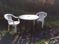 Garden furniture assortment