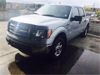 2009 FORD F-150 CREW CAB 4X4 XLT LOADED MINT CONDITION