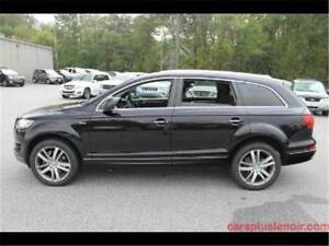 2015 Audi Q7  AWD! ONLY 16,029 MILES!
