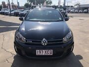 2011 Volkswagen Golf VI MY12 GTD DSG Black 6 Speed Sports Automatic Dual Clutch Hatchback Townsville Townsville City Preview
