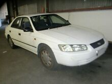 1997 Toyota Camry MCV20R CSi White 4 Speed Automatic Sedan Moorabbin Kingston Area Preview