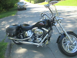 HARLEY-SOFT TAIL-FXSTC-2007