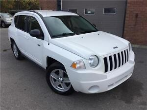Jeep Compass 2010 /4 CYL/MAGS/CRUISE/PROPRE!!