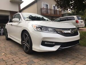 2017 HONDA ACCORD SPORT Sedan perfect condition