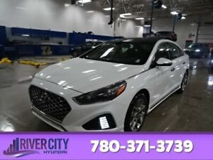2019 Hyundai Sonata ULTIMATE 2.0T LEATHER SPORT SEATS,EMBOSSED T