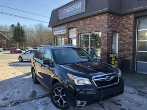 2015 Subaru Forester XT Limited ***new price***