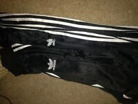 adidas track suits (small and large)