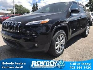 2017 Jeep Cherokee 4WD 4dr North