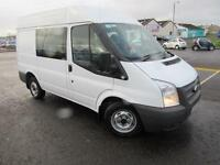 Ford Transit 2.2TDCi ( 100PS ) ( EU5 ) 280S ( Low Roof ) Double C 280 SWB