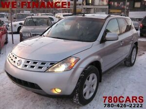 2004 Nissan Murano SE AWD 4X4 - LEATHER - SUNROOF - WE DO TRADES