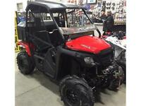 2015 PIONEER 500 DEMO WITH MANY UPGRADES - SAVE $2950