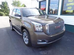 2016 GMC Yukon Denali 6.2L fully, fully loaded! NAV/DVD!