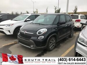 '14 FIAT 500L Trekking - Turbo, Sunroof, Blutooth, Tch Screen