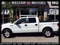2010 Ford F-150 *4X4*CREW CAB*FULLY LOADED*MUST SEE*