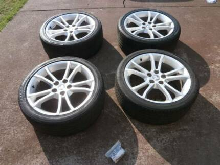 VE CALAIS SS V R8 HSV 19 INCH SUPERSPORT ALLOY MAG WHEELS