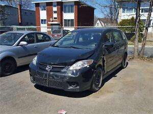 2007 Mazda Mazda5 GS ONLY EXPORT