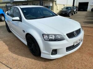 2013 Holden Commodore VE II MY12 SS White 6 Speed Automatic Sedan Port Macquarie Port Macquarie City Preview