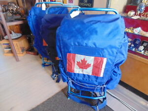 Travelers Back Packs Assorted(TRAIL)