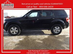 2010 Ford Escape XLT AWD LOW KMS $11900 GOOD SHAPE REDUCED