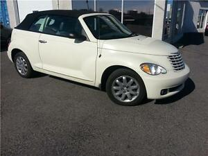 2007 Chrysler PT Cruiser CONVERTIBLE TRES PROPRE