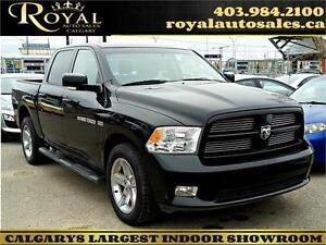 2012 Ram 1500 Sport. Apply Today, Drive Today!