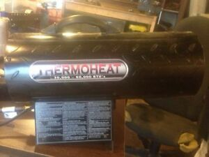 Thermoheat 30 000 to 60 000 btu propane heater