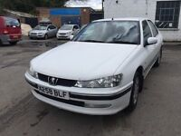 2001 Peugeot 406 diesel, starts and drives, does export, car located in Gravesend Kent, no MOT, any