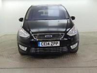 2014 Ford Galaxy TITANIUM TDCI Diesel black Semi Auto