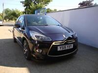 2015 Ds Automobiles DS 3 1.6 BlueHDi 1955 Limited Edition (s/s) 3dr