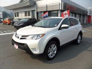 2015 Toyota Rav4 Limited 4dr All-wheel Drive