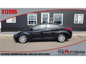 2013 Hyundai Elantra GL Sedan - Bluetooth - Heated Seats