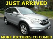 2010 Honda CR-V RE MY2010 4WD Silver 5 Speed Automatic Wagon Woodridge Logan Area Preview