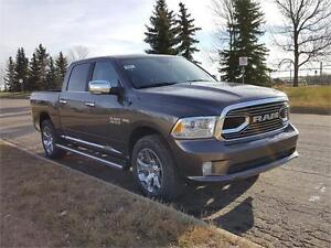 2016 RAM 1500 LONGHORN GORGEOUS STICHED INTERIOR CHECK IT OUT !!