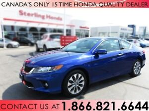 2014 Honda Accord EX-L COUPE | NAVIGATION | 1 OWNER