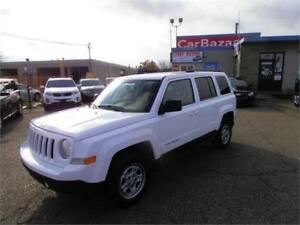 2014 Jeep Patriot North 4WD 4 Cyl Gas Saver SUV Easy Finance