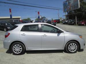 2013 Toyota Matrix LOW KMS!!! $50 WKLY OAC