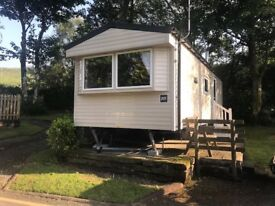 STATIC CARAVAN FOR SALE IN NORTH WALES - IN SNOWDONIA FOOTHILLS. 5* PARK OPEN 12 MONTHS A YEAR