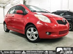 2006 Toyota Yaris RS  AUTOMATIQUE / AC / MAGS / SUPER PROPRE