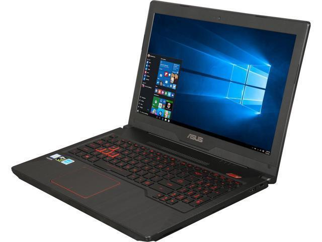 "ASUS FX503VD 15.6"" FHD Powerful Gaming Laptop, Intel Core i5-7300HQ 2.5 GHz Proc"