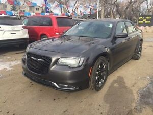 2016 Chrysler 300 Series S - 0% Financing OAC!