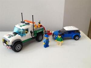 Lego City Pickup Tow Truck #60081