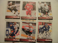 12-13 Upper Deck hockey Young Guns rookie cards
