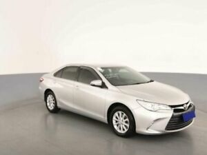 2017 Toyota Camry ASV50R MY16 Altise Silver Pearl 6 Speed Automatic Sedan Belmore Canterbury Area Preview