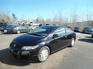 2010 CIVIC! AUTOMATIC, BLACK COLOR! GREAT DEAL!