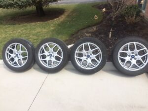 Ford Alloy Rims and Tires