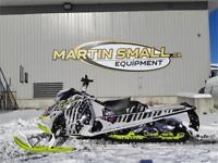 2014 Ski-Doo Freeride 800 E-TEC Edmundston New Brunswick Preview