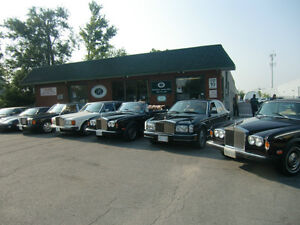 ASTON MARTIN, BENTLEY AND ROLLS ROYCE SERVICE