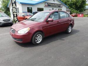 2010 Hyundai Accent ONLY 139k
