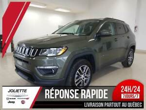 2017 Jeep All-New Compass North 4X4 Ens. Temps froid, ens. remor