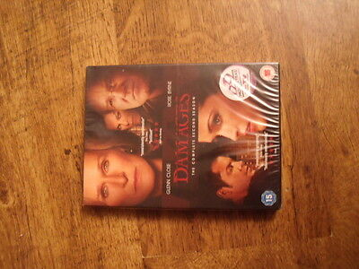 damages the complete second season dvd region 2 new and sealed
